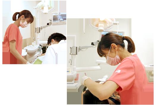 歯科衛生士は歯周病 ケアのプロフェッショナル