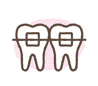 子供の矯正 ~前歯の歯並び~